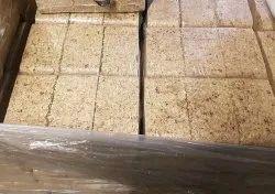 Rectangular Wood Briquettes