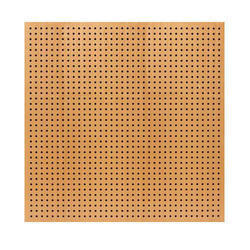 Perforated Wooden Acoustic Tile