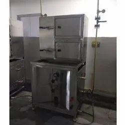 Samarth Catering Food Warmer Idli Steamer, 440V
