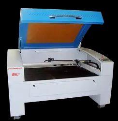 Acrylic Laser Cutting Machine SIL-1610