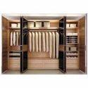 Wooden Wardrobe