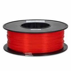 1.75mm Red Filaments Diamete