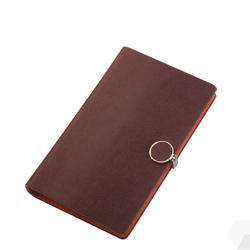 Brown Small Notebook