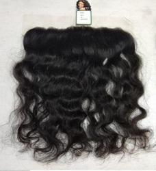 Frontal Natural Bride Hair