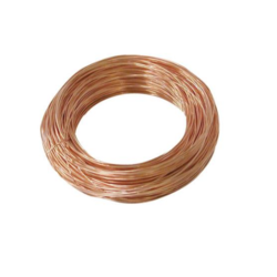 Copper Coated Alloy Steel Wire, For Industrial, Thickness: 2.0mm - 15.0mm