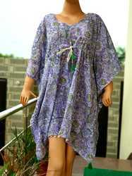 Women Printed Kaftan