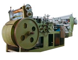 Full Automatic Sharp Bottom Paper Bag Making Machine