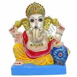 Clay Ganesha 12C