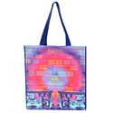 Two Taxi Canvas Tote Bag