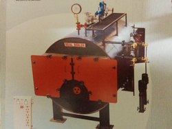 Fully Wetback Wood Package Boiler