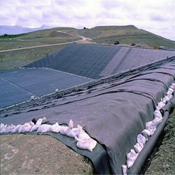 Thermal Plant Raw Water Reservoirs Geomembrane