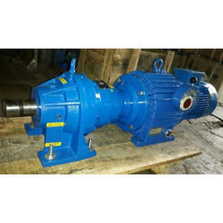 Three Phase 2rpm To 400rpm Electric Gear Motor For Industrial, 0.25 Hp To 75 Hp