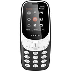 Black Rocktel R3310 Mobile Phones
