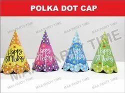 Polka Dot Cap