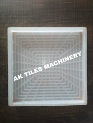 25 Mm Silicone Plastic Tile Mould