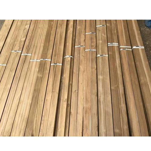 Teak Wood Lipping Patti Thickness 3 18 Mm Matrabhoomi Timber Corporation Id 19492944173