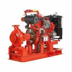 KSB Complete Pumpset Diesel Engine