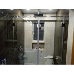 Shower Glass Hardware With Installation
