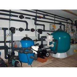 Chemical Swimming Pool Water Treatment Plant