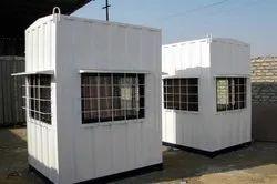 Prefabricated Toll Cabin
