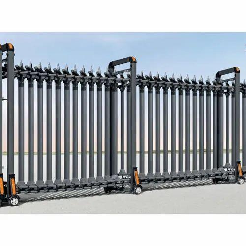 Industrial Heavy Duty Sliding Gate