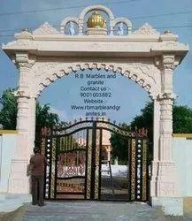 Sandstone Gate Work, Marble Gate ,Society Gate