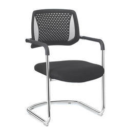 SPS-212 Low Back Black Mesh Chair