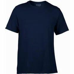 Cotton Casual Wear Men's Half Sleeve T Shirt