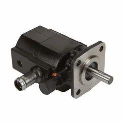 JCB Hydraulic Pump Flange Plate