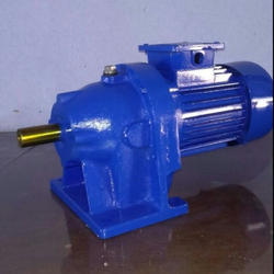 Helical Gear Motor 1 Hp 2 Stage