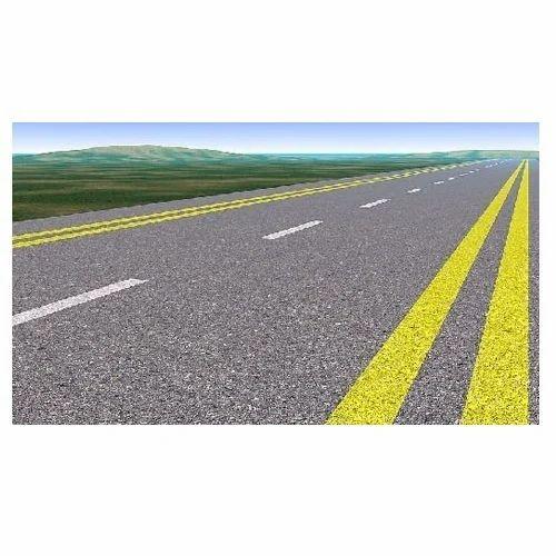 Yellow Thermoplastic Road Marking Paint, Charu Enterprises