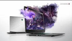 Black Dell New Alienware M17 Laptop