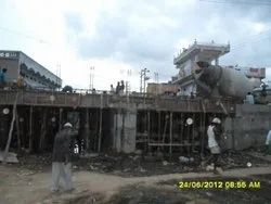 Residential Flat Building Construction Services