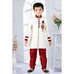 Party Wear Kids Designer Sherwani