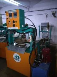 Six Roll Paper Thali Making Machine