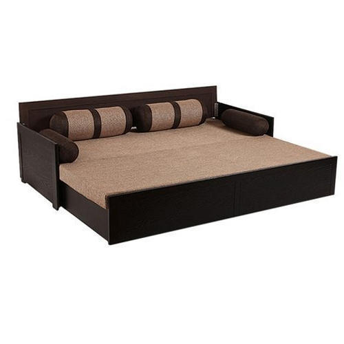 Brown Wooden Sofa Cum Bed Rs 30000 Piece Avadh Furnicraft