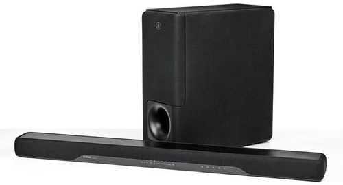 yamaha yas 207 sound bar with wireless sub woofer at rs. Black Bedroom Furniture Sets. Home Design Ideas