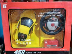 Sensor Control Racing Car