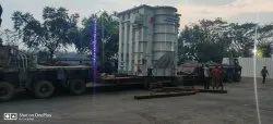 Heavy Machinery Trailer Transportation service