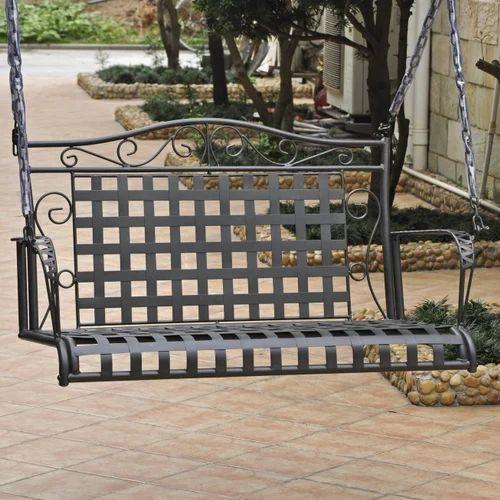 Iron Garden Swing