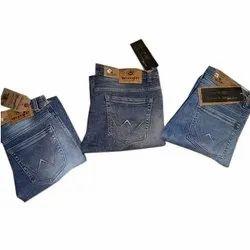 Casual Wear Men's Denim Jeans