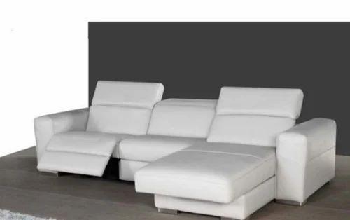 White Firenze Sofa