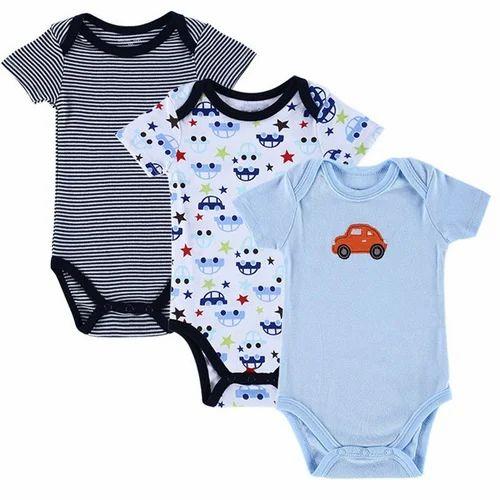2705e650411d Cotton New Born Baby Suit