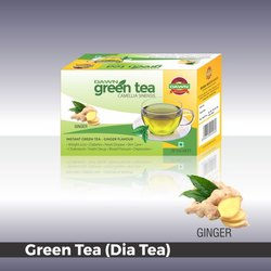 Herbal Tea Green Tea Ginger