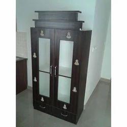 Pooja Cabinet