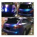 Color Flow Multi Color Car Wraps