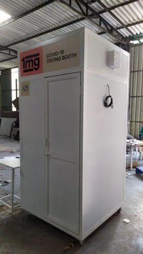 Coronavirus Testing Booth