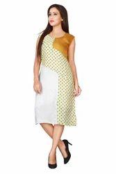 Linen Sleeveless Tunic
