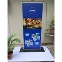 Roll Up Display Standee