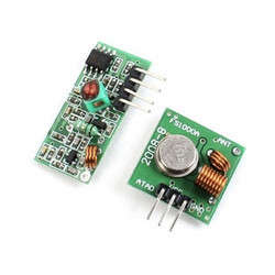 433 MHz RF Sensor Module Pair